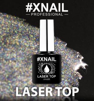 Laser Top (финишное покрытие с эффектом призмы)
